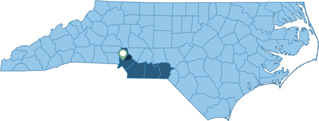 NCNG Employment Center Location Charlotte
